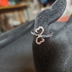 New sterling silver ring sz 7